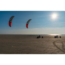 Kitebuggy Privatstunde