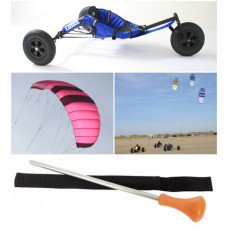 Kitebuggy Einsteiger-Set